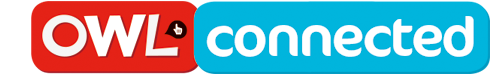 OWL connected logo