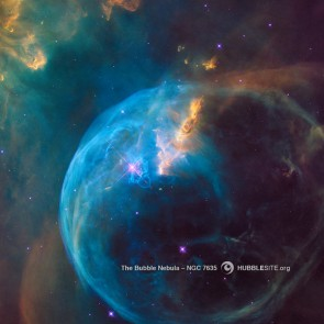 The Hubble space telescope turns 26