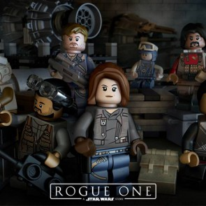 LEGO goes rogue!