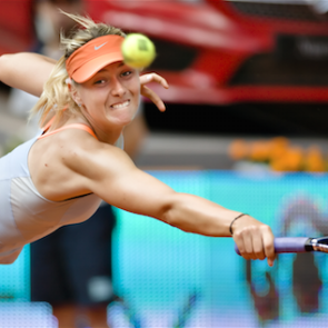 Why did tennis star Maria Sharapova fail that drug test?