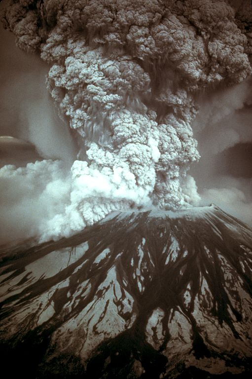 This day in history: Mount St. Helens erupts