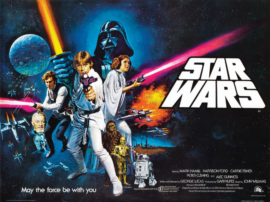 This day in history: Star Wars opens