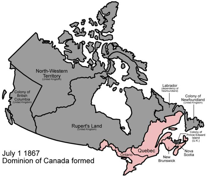 Canada at Confederacy