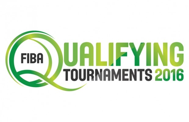 FIBA qualifying basketball