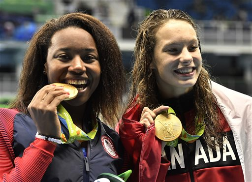 Rio Olympics Swimming Oleksiak