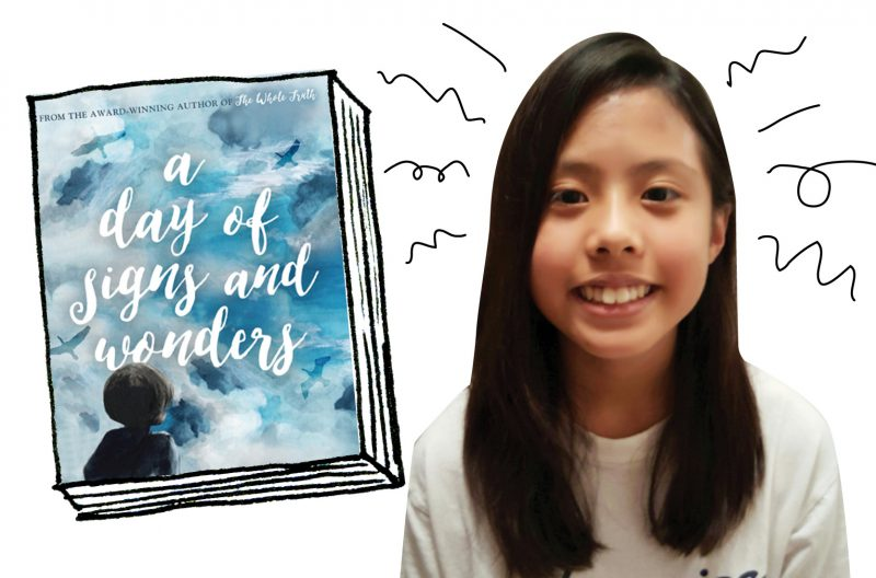 A Day of Signs and Wonders book review by Sophia