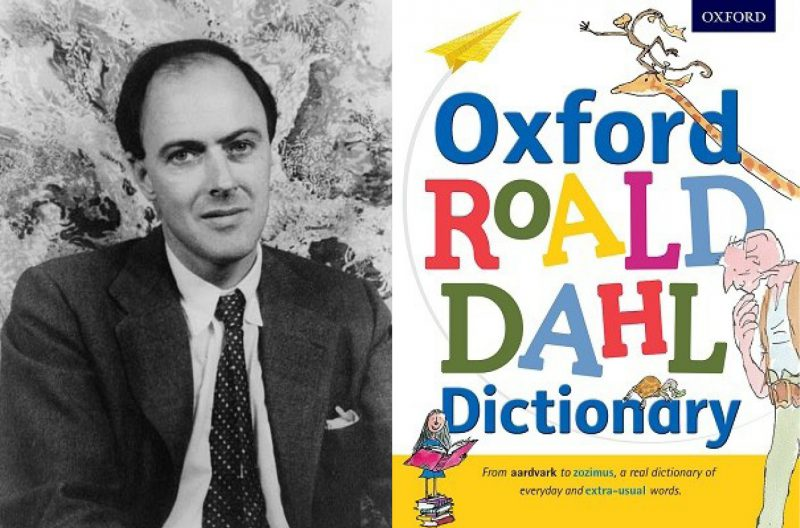 Roald Dahl and the Oxford Roald Dahl Dictionary