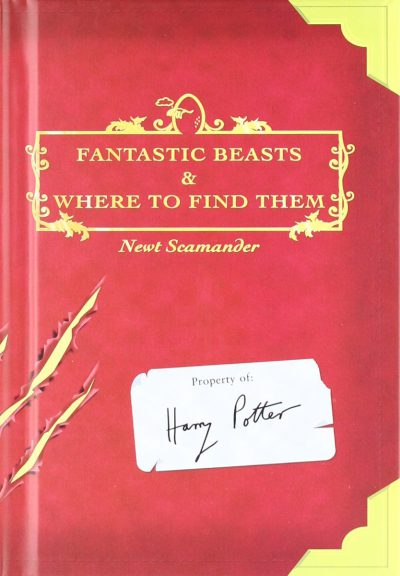 fantastc beasts book
