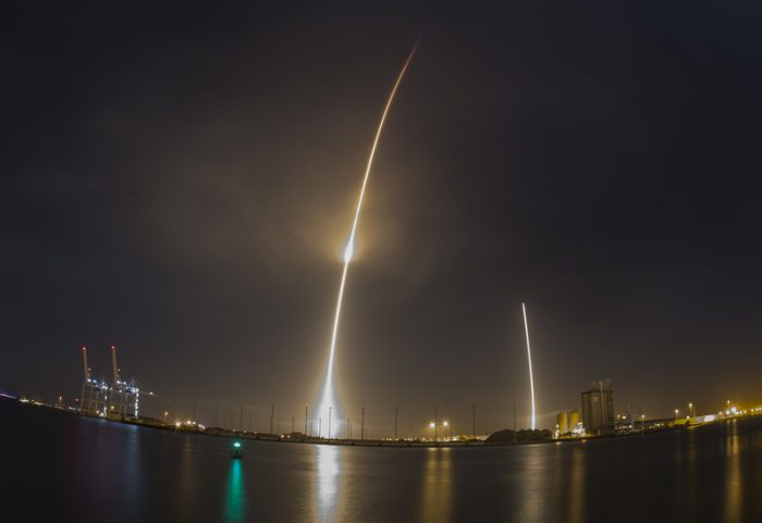 spacex rocket falcon 9