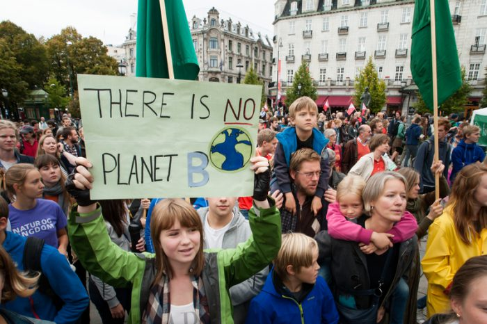 march for science oslo