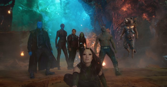 crew guardians of the galaxy