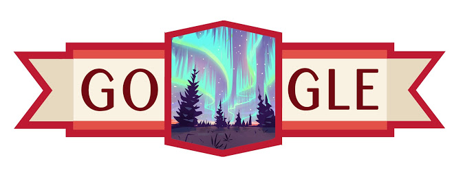 canada day doodle 4 google
