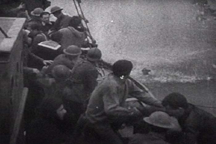 The story of the evacuation of Dunkirk