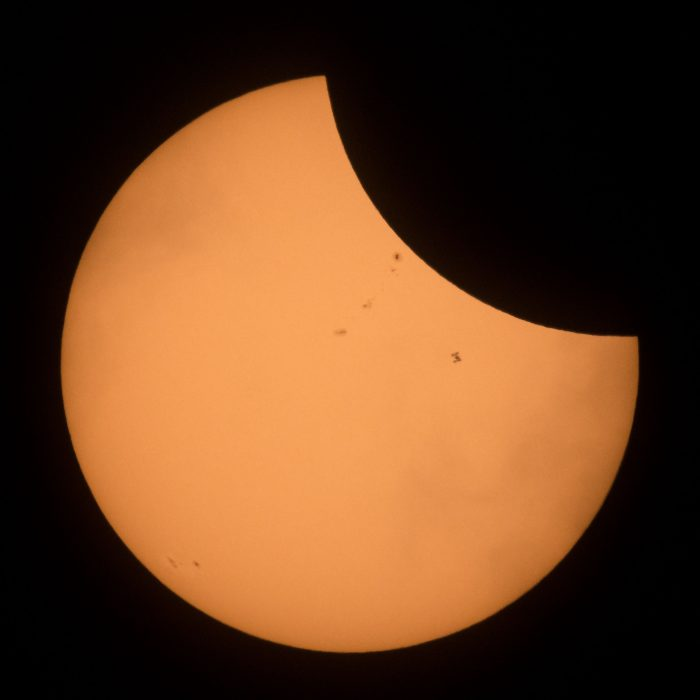 iss eclipse