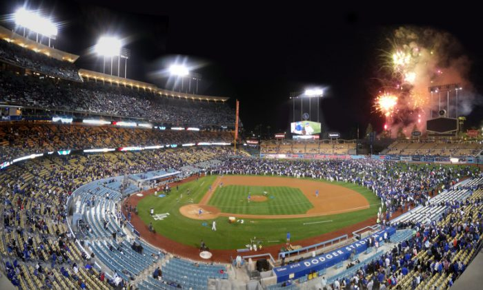 world series los angeles