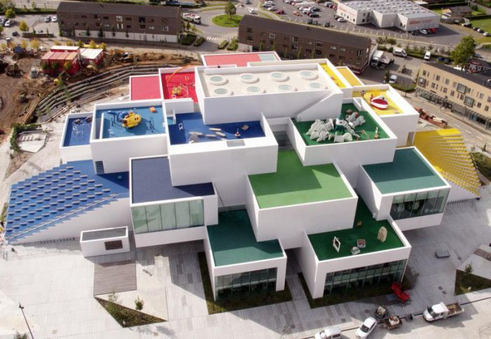 Welcome home! It's LEGO House!