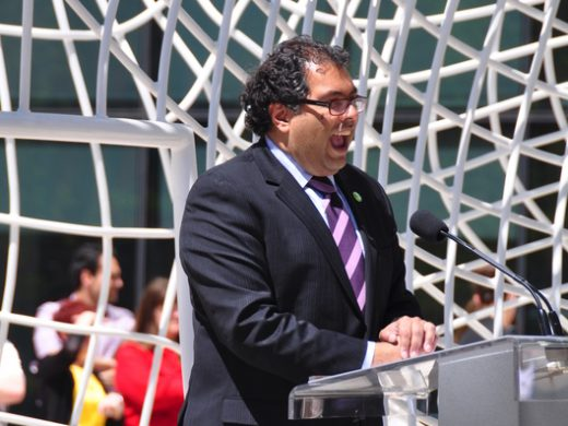 nenshi mayor