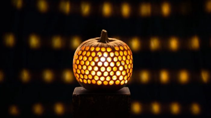Stop-motion pumpkin video is Hallo-WOW!