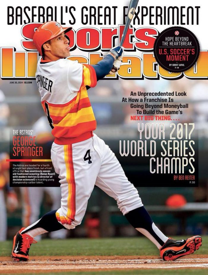 houston SI cover