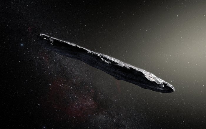 Oumuamua is the name, travelling is the game