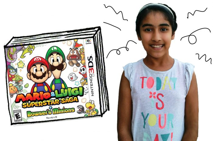 GAME REVIEW: Mario & Luigi: Superstar Saga