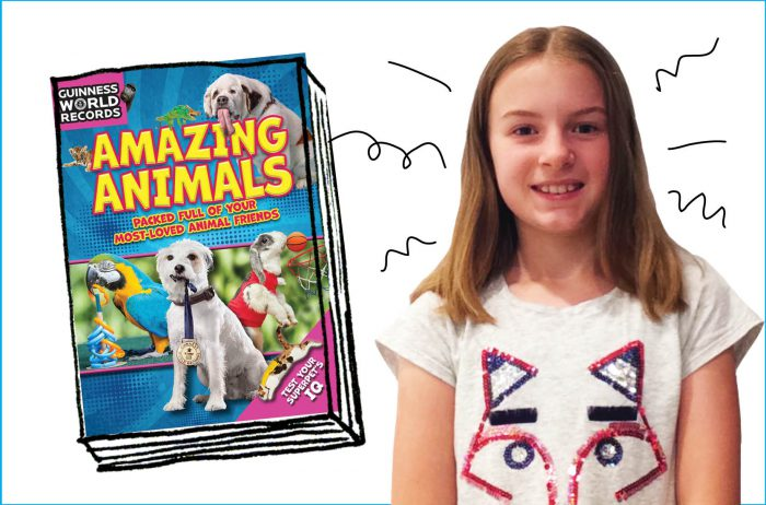 BOOK REVIEW: Guinness World Records: Amazing Animals