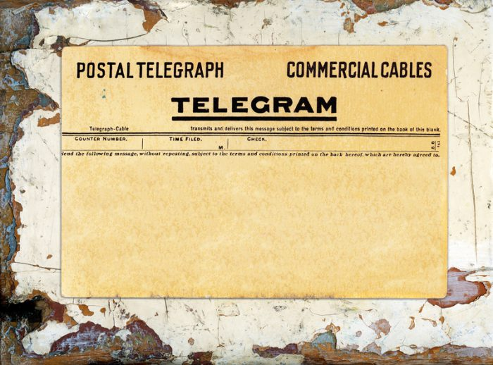 Belgium to end its telegram service