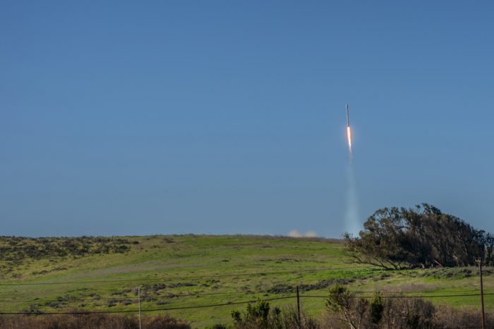 Space X successfully lands recycled rocket