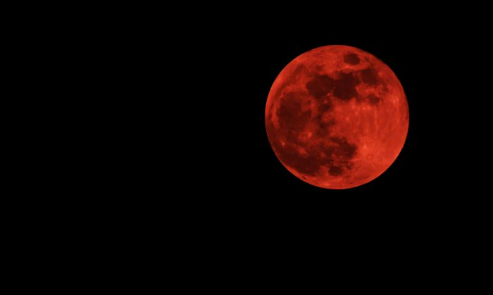 Super blue blood moon arrives Wednesday morning