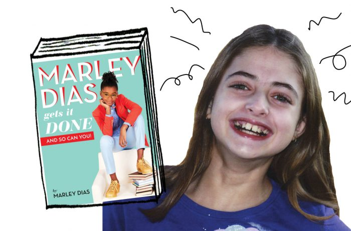 BOOK REVIEW: Marley Dias Gets It Done: And So Can You!