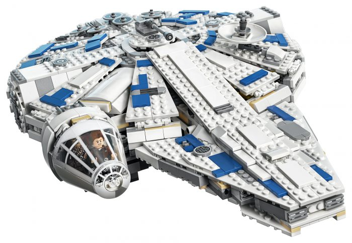 New LEGO Millennium Falcon is NOT a piece of junk