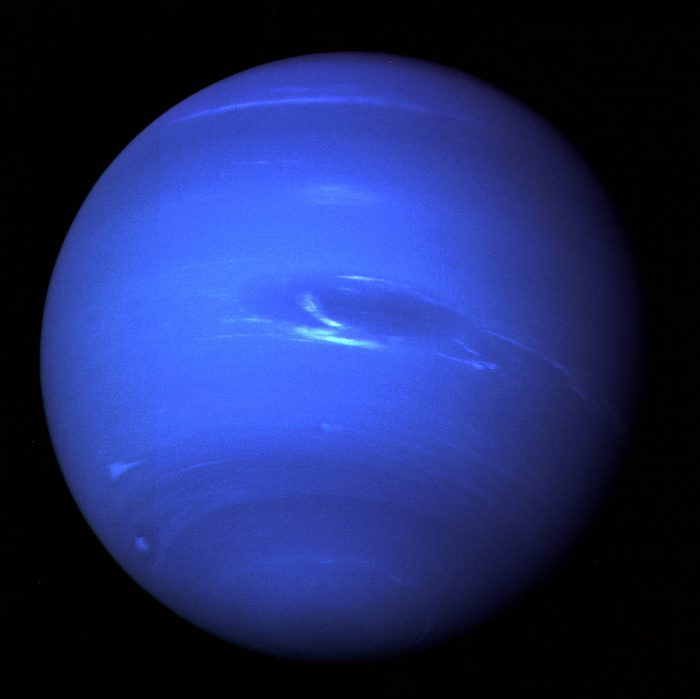 Watch a giant storm on Neptune fade from view