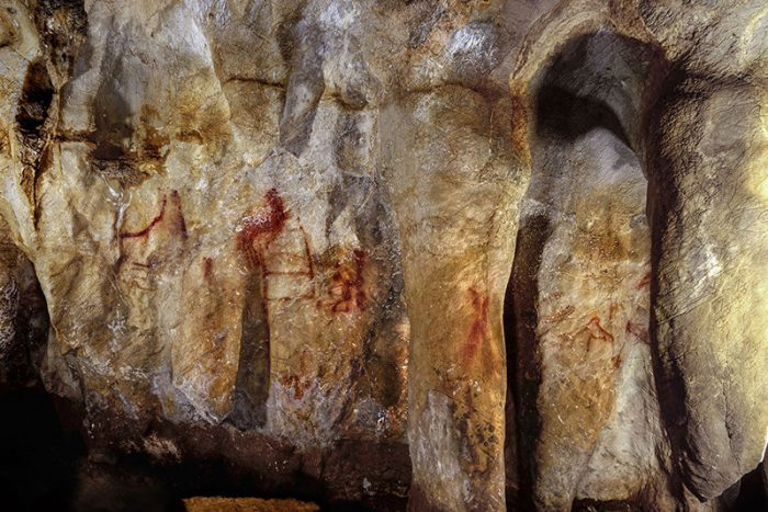 Don't forget, Neanderthals were artists, too!