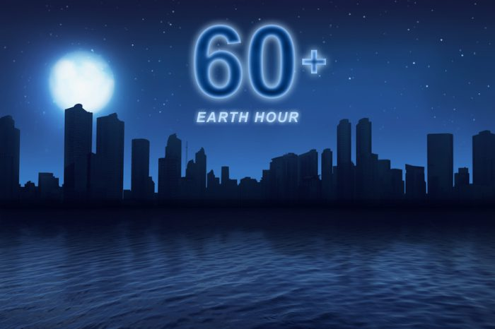 Earth Hour 2018 is tonight's can't miss event!