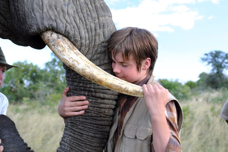 MOVIE REVIEW: Phoenix Wilder and the Great Elephant Adventure