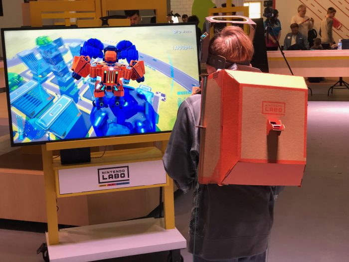 GAME PREVIEW: Nintendo Labo