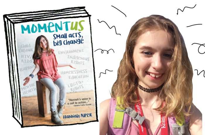 BOOK REVIEW: Momentus: Small Acts, Big Change