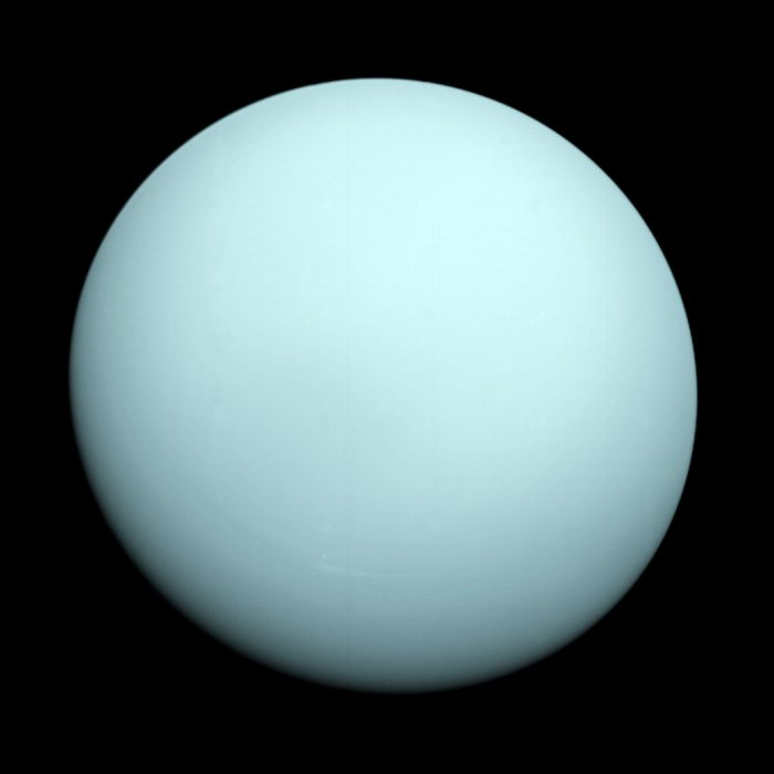 Uranus is a seriously stinky planet