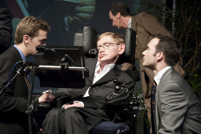 Stephen Hawking says a final goodbye to the universe(s?)