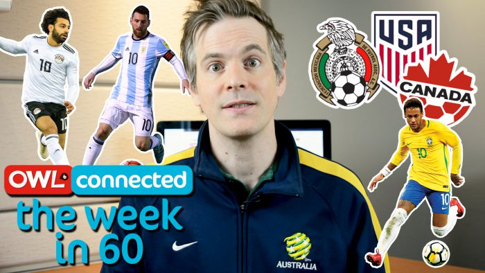 The Week In 60: swimming the ocean, mountain gorillas, and World Cup