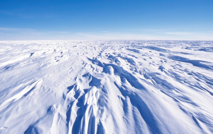 Coldest known place on Earth found