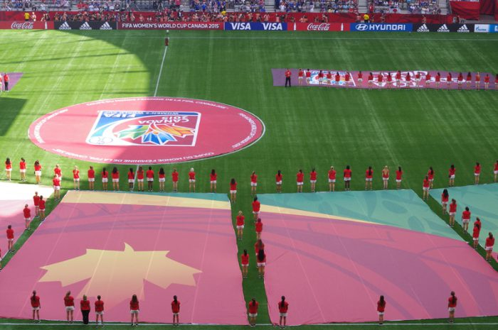 World Cup begins in Russia ... but it's coming to North America!