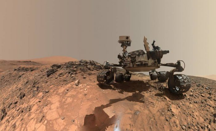NASA discovers ancient organic matter on Mars