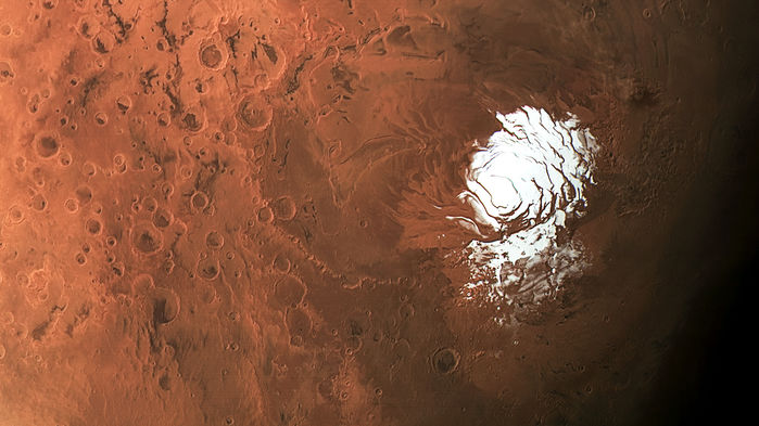 Underground water on Mars raises hopes for life