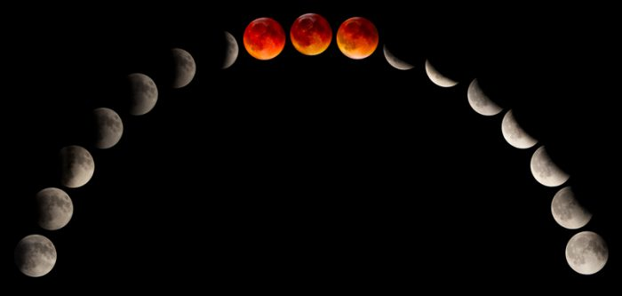 Tomorrow's lunar eclipse to be the longest of the century