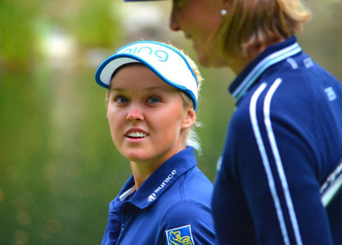 Brooke Henderson wins one for Canada