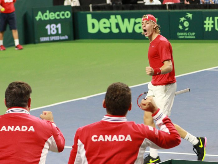 Young guns making Canada proud at Rogers Cup