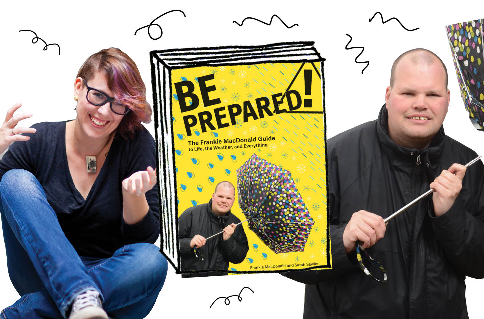 BOOK REVIEW: Be Prepared! The Frankie MacDonald Guide
