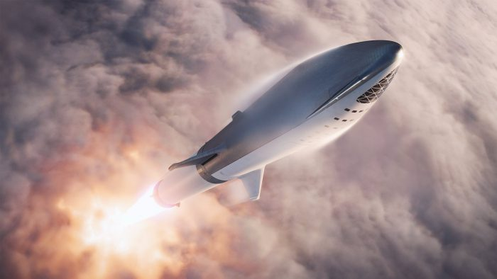 Elon Musk reveals new BFR rocket ... plus its first passenger
