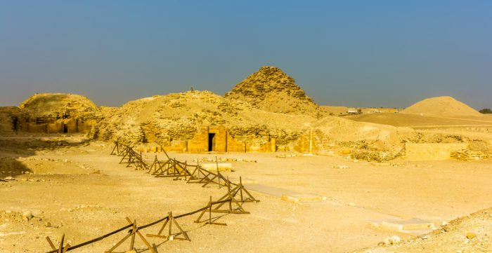Ancient Egyptian tomb is opened to the public